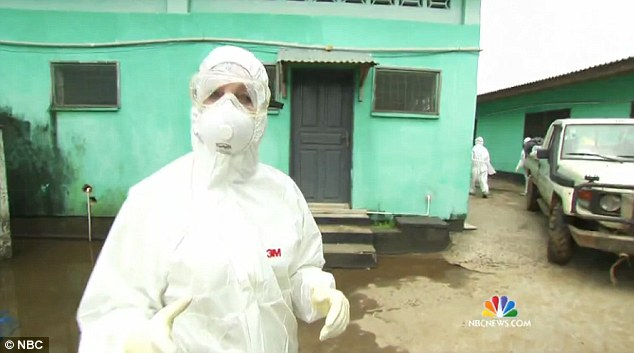 NBC Chief Medical Correspondent Ditches Ebola Quarantine for A Bowla Soup