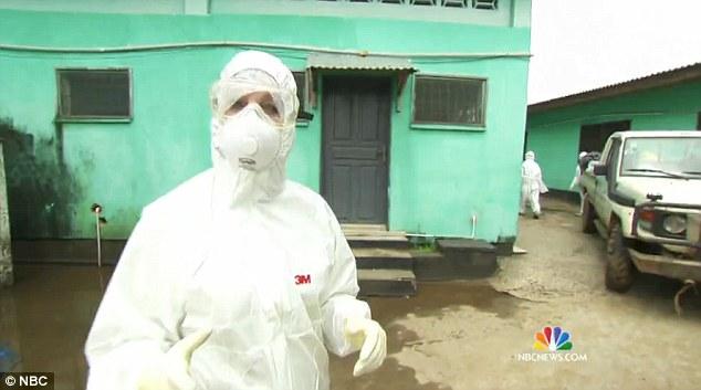 NBC Chief Medical Correspondent Ditches Ebola Quarantine for A Bowla Soup
