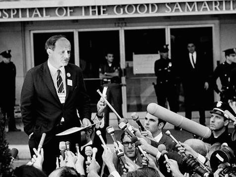 Frank Mankiewicz (1924-2014): NPR's Defining Liberal