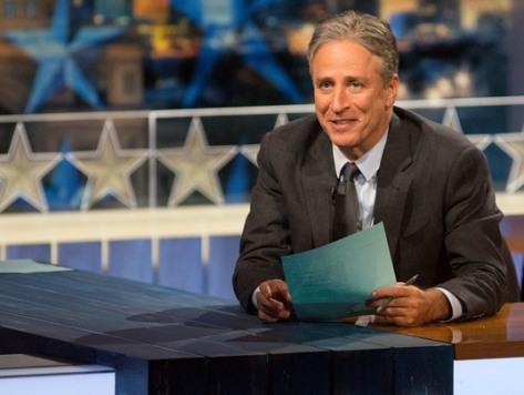 Jon Stewart Confirms He Was Offered 'Meet The Press'
