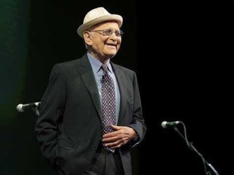 'All in the Family' Creator Norman Lear Hardly the Voice of Political Civility