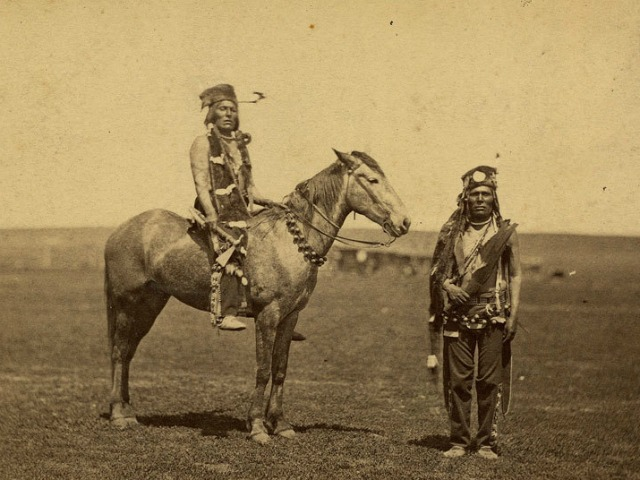 HuffPo: The White Man's History of America Unfair to Native Americans