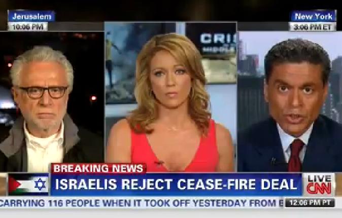 CNN Touts Non-Existent 'Cease-Fire Deal'