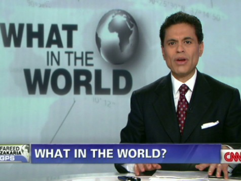 More Fareed Zakaria Plagiarism Charges: Watchdogs Find 26 New Instances on CNN Show
