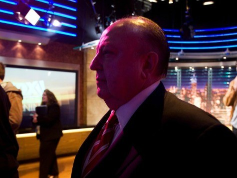 Hollywood Reporter: Roger Ailes Runs the World