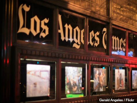 LA Times Fires Reporter Behind Sexual Assault Story for Sexual Relationship with Source