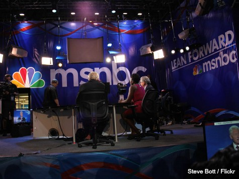 After Ratings Tumble, MSNBC to Debut Left-Wing, Internet-Based Shows