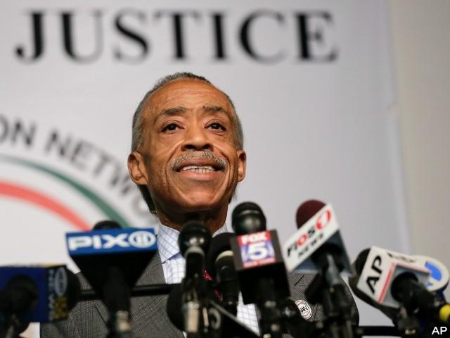 Al Sharpton Praises Obama: Executive Amnesty Opening 'America Up for Everyone'