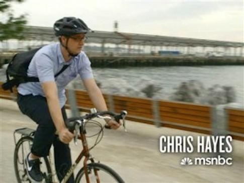 MSNBC's Chris Hayes Makes Insane Straw Man Argument on Bowe Bergdahl