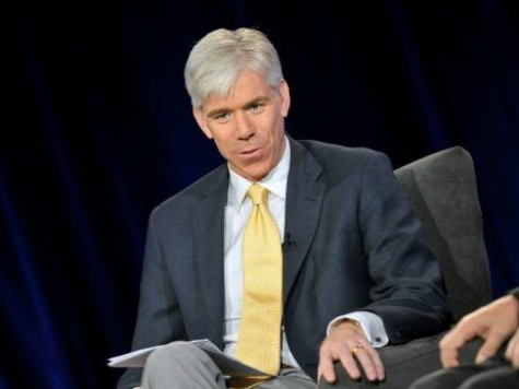 Report: David Gregory Out at 'Meet the Press' After Midterms
