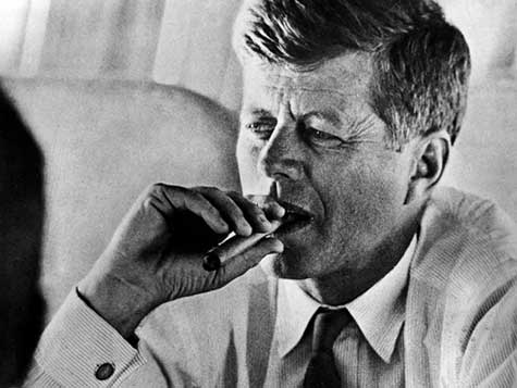 JFK's Insider Cigar Deal