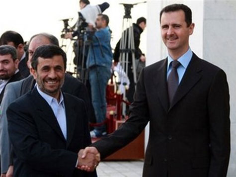 Report – Iran Sends Military Official to Aid Syria's Assad