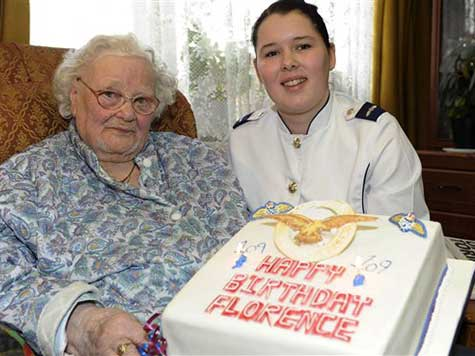 Last Known WWI Veteran Florence Green Dies at 110
