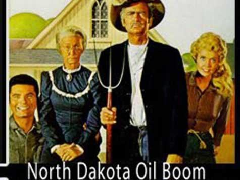 Economy Uptick?  Thank The Energy Boom,  Not Washington