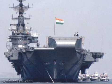 India Building Up Military To Deal With China