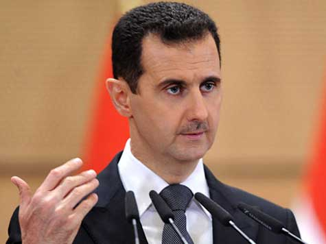 Humanitarian Aid in Syria Leads to War