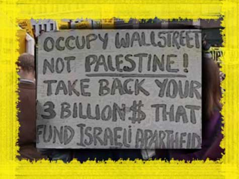 Occupy Oakland Targets Israel, Votes 135-1 to Support Boycott, Divestment, Sanctions