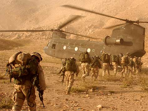 Obama: Soldiers in Afghanistan Must Be Fired Upon to Receive Combat Pay