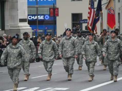 Calls for Military Parade in New York Go Unanswered