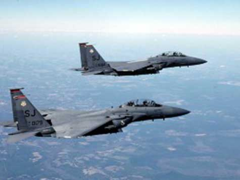 Obama Budget Decreases Air Force to 100 Combat-Ready Planes