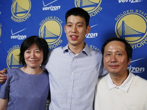 What Jeremy Lin Does for China's Persecuted Christians