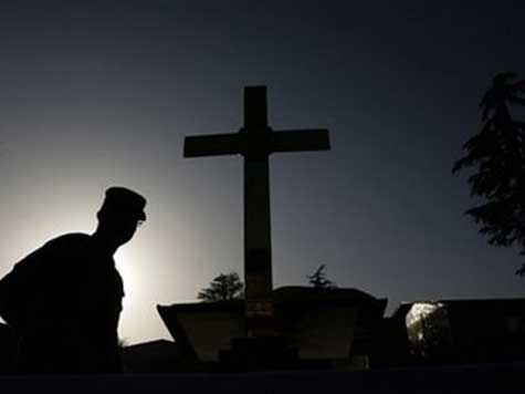 For the Military, Is God Dead?