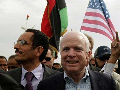 McCain's Troubling Outreach to the Muslim Brotherhood