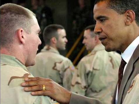 Obama Slashes Soldiers' Benefits to Pay Back Healthcare Industry Donors