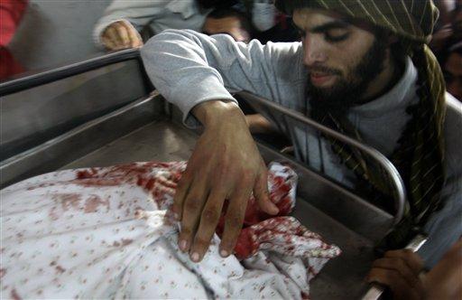Israeli airstrike kills militant commander in Gaza