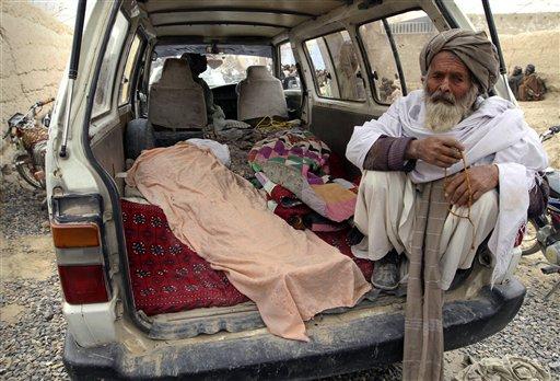 US soldier suspected of Afghan shooting spree