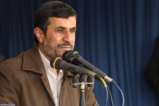 Ahmadinejad: Sanctions Won't Work This Time