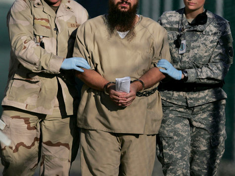 24 Guantanamo Prisoners on Hunger Strike