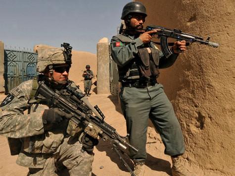 Disarmed Marines: Leaders Distrust Afghan, Not U.S. Soldiers