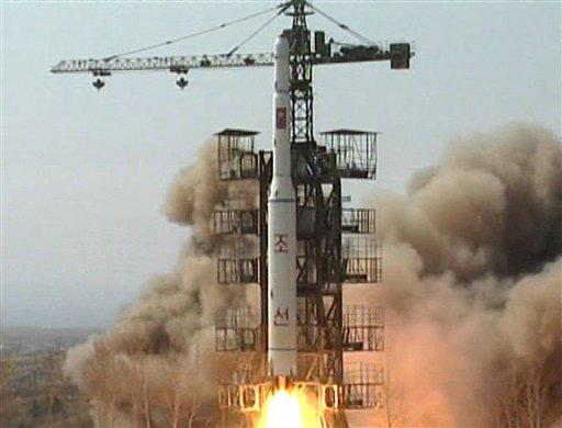 North Korea plans to launch long-range rocket