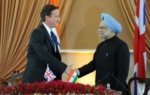 Britain Cuts Aid to India As Relations Cool