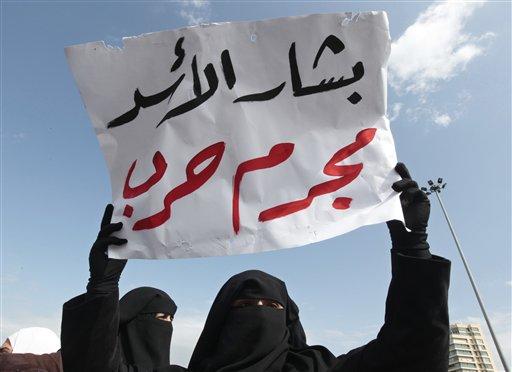 Islamists seek influence in Syria uprising