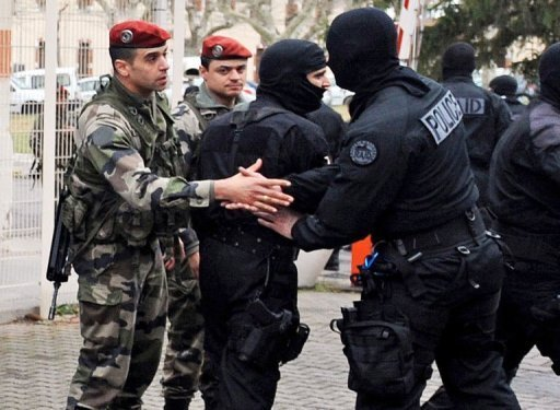 French Elite Unit Shot Suspect in Head After 32-Hour Siege