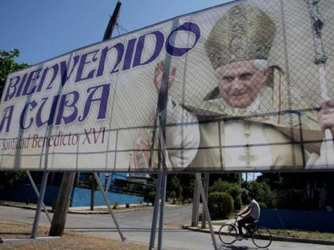 Pope's Visit Unleashes a Wave of Terror in Cuba