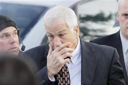 Penn State police had warnings about Sandusky in 1998: NBC