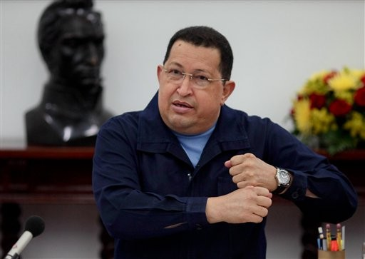 Chavez seeks radiation treatment in Cuba
