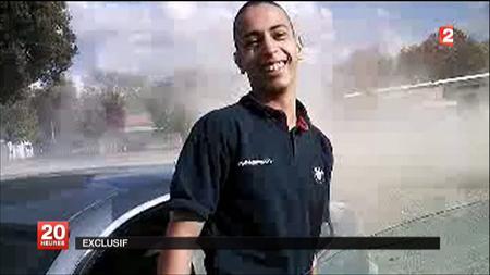 Footage filmed by French gunman sent to Al Jazeera: police