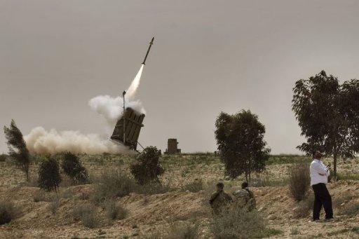 Pentagon backs expanding Israel's anti-rocket defenses