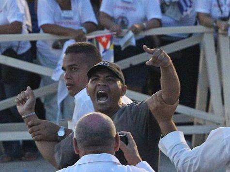 Pope Inspires Dissent, Castro Quashes