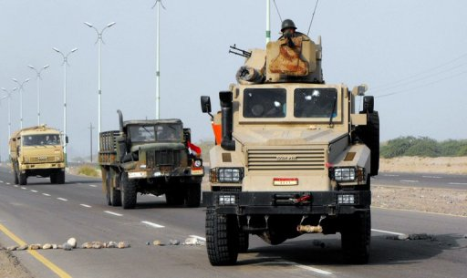 Yemen army 'kills six Qaeda suspects'
