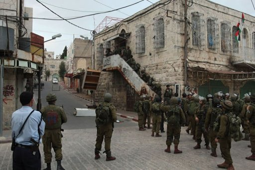 Israel army orders settlers out of Hebron house