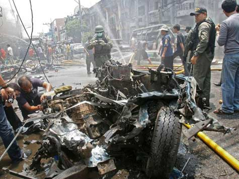 World View: Coordinated Bombings in Southern Tailand Kill 14, Injure Hundreds