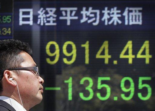 Asia stocks slump on US job growth worries