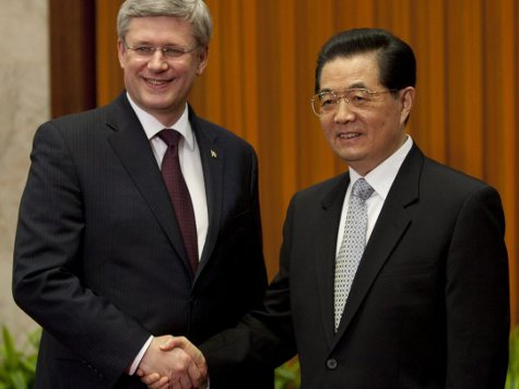 Canada: After Keystone, We'd Rather Sell Oil to China