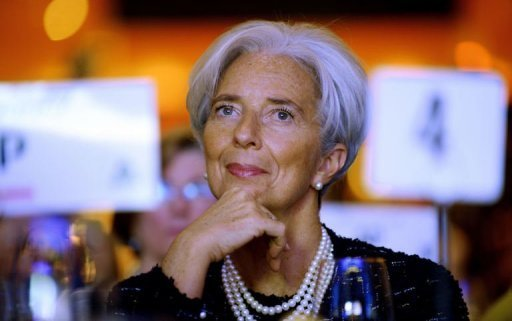 IMF chief calls on US for bailout cash