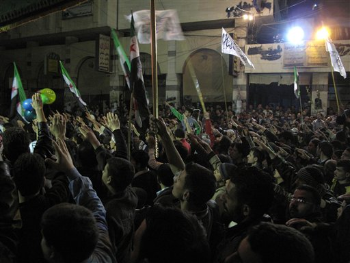Five Days Before Peace Plan Deadline, Syrian Troops Attack Damascus Suburb